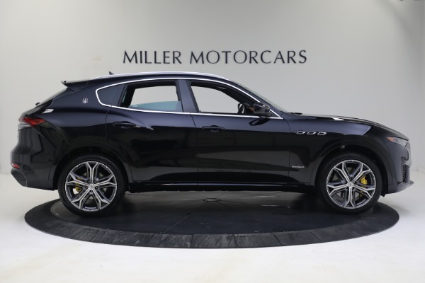 New 2021 Maserati Levante S GranSport for sale Call for price at Bentley Greenwich in Greenwich CT 06830 9
