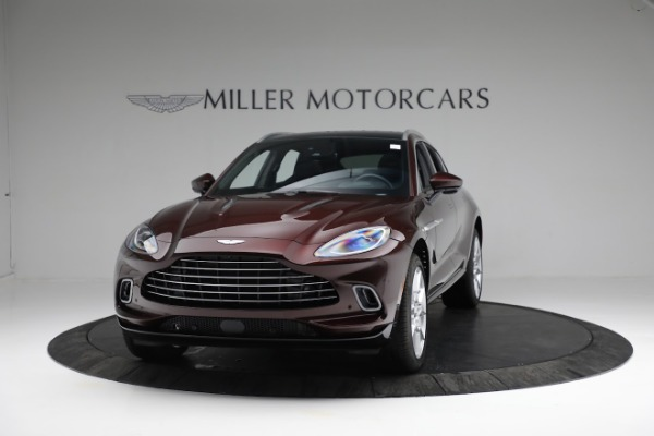 New 2021 Aston Martin DBX for sale $196,386 at Bentley Greenwich in Greenwich CT 06830 12