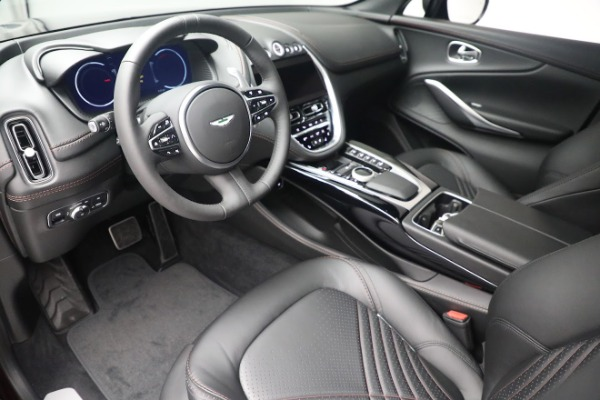 New 2021 Aston Martin DBX for sale $196,386 at Bentley Greenwich in Greenwich CT 06830 13