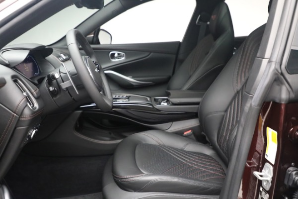 New 2021 Aston Martin DBX for sale $196,386 at Bentley Greenwich in Greenwich CT 06830 14