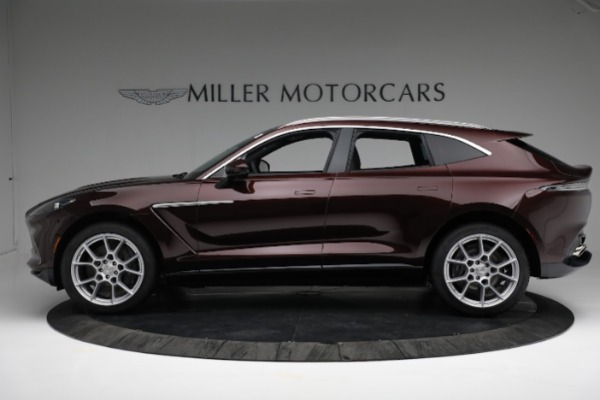 New 2021 Aston Martin DBX for sale $196,386 at Bentley Greenwich in Greenwich CT 06830 2