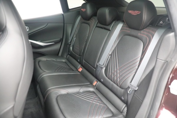New 2021 Aston Martin DBX for sale $196,386 at Bentley Greenwich in Greenwich CT 06830 22