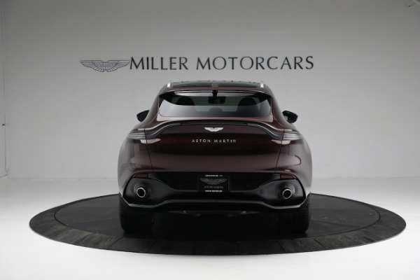 New 2021 Aston Martin DBX for sale $196,386 at Bentley Greenwich in Greenwich CT 06830 5