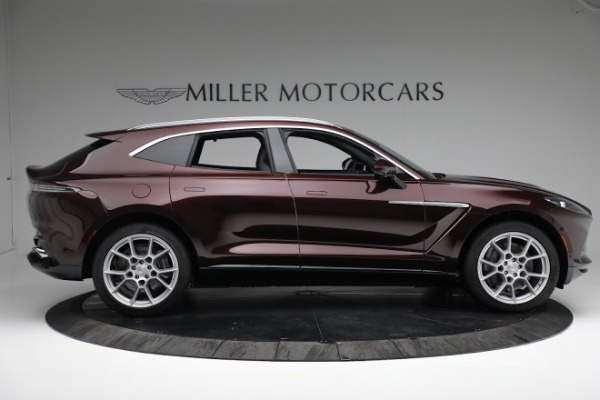 New 2021 Aston Martin DBX for sale $196,386 at Bentley Greenwich in Greenwich CT 06830 8