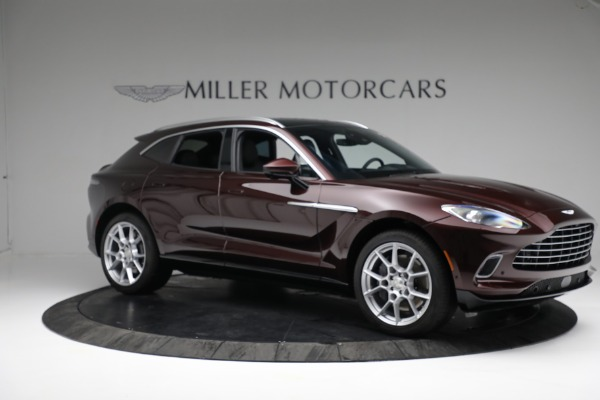 New 2021 Aston Martin DBX for sale $196,386 at Bentley Greenwich in Greenwich CT 06830 9