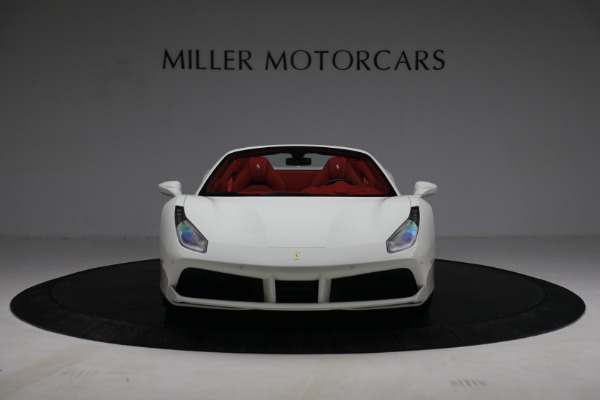 Used 2017 Ferrari 488 Spider for sale Call for price at Bentley Greenwich in Greenwich CT 06830 12