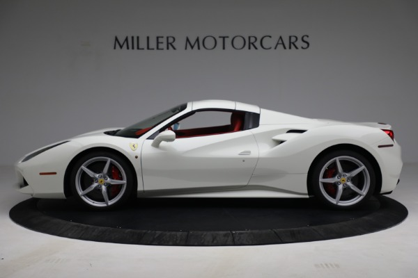 Used 2017 Ferrari 488 Spider for sale Call for price at Bentley Greenwich in Greenwich CT 06830 15