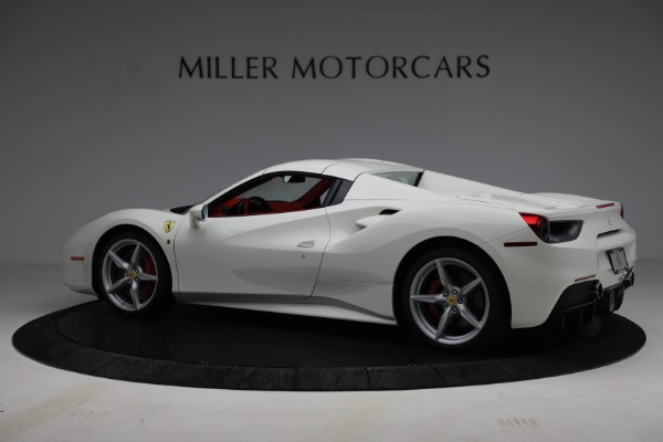 Used 2017 Ferrari 488 Spider for sale Call for price at Bentley Greenwich in Greenwich CT 06830 16