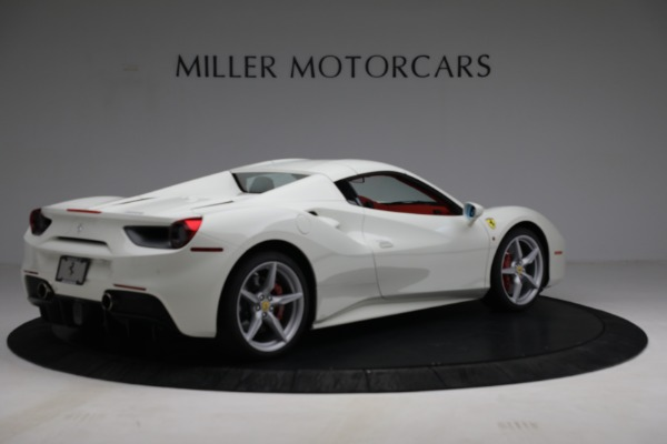 Used 2017 Ferrari 488 Spider for sale Call for price at Bentley Greenwich in Greenwich CT 06830 20