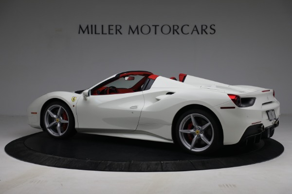 Used 2017 Ferrari 488 Spider for sale Call for price at Bentley Greenwich in Greenwich CT 06830 4