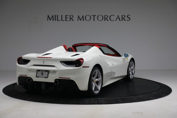Used 2017 Ferrari 488 Spider for sale Call for price at Bentley Greenwich in Greenwich CT 06830 7