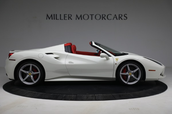 Used 2017 Ferrari 488 Spider for sale Call for price at Bentley Greenwich in Greenwich CT 06830 9