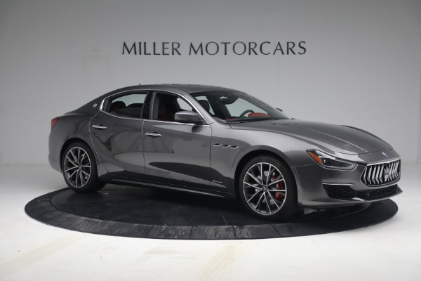 New 2021 Maserati Ghibli SQ4 GranLusso for sale Sold at Bentley Greenwich in Greenwich CT 06830 10