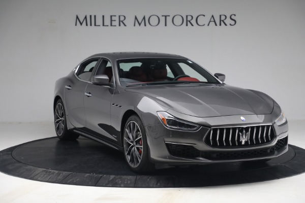 New 2021 Maserati Ghibli SQ4 GranLusso for sale Sold at Bentley Greenwich in Greenwich CT 06830 11