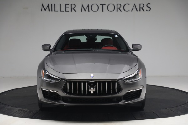 New 2021 Maserati Ghibli SQ4 GranLusso for sale Sold at Bentley Greenwich in Greenwich CT 06830 12