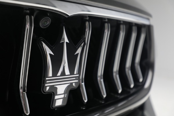 New 2021 Maserati Ghibli SQ4 GranLusso for sale Sold at Bentley Greenwich in Greenwich CT 06830 27