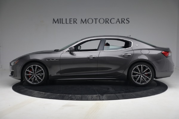 New 2021 Maserati Ghibli SQ4 GranLusso for sale Sold at Bentley Greenwich in Greenwich CT 06830 3