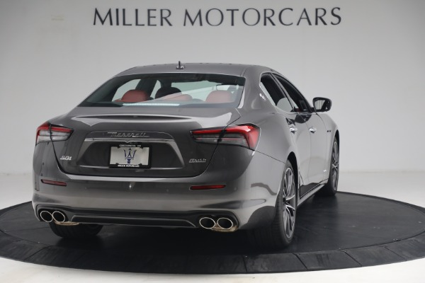 New 2021 Maserati Ghibli SQ4 GranLusso for sale Sold at Bentley Greenwich in Greenwich CT 06830 7