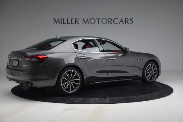 New 2021 Maserati Ghibli SQ4 GranLusso for sale Sold at Bentley Greenwich in Greenwich CT 06830 8