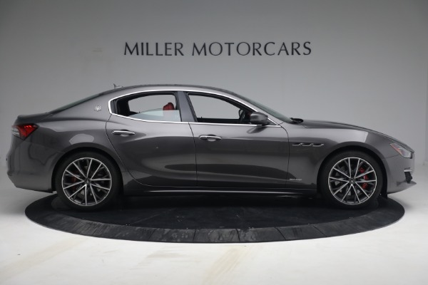 New 2021 Maserati Ghibli SQ4 GranLusso for sale Sold at Bentley Greenwich in Greenwich CT 06830 9