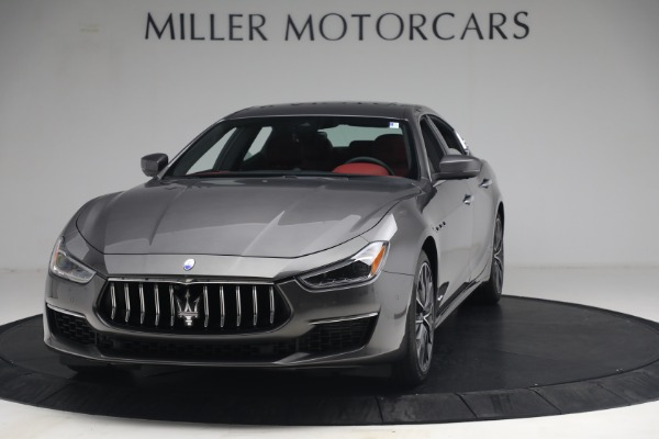 New 2021 Maserati Ghibli SQ4 GranLusso for sale Sold at Bentley Greenwich in Greenwich CT 06830 1