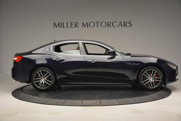 New 2016 Maserati Ghibli S Q4 for sale Sold at Bentley Greenwich in Greenwich CT 06830 9