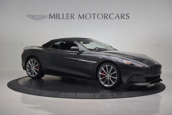 New 2016 Aston Martin Vanquish Volante for sale Sold at Bentley Greenwich in Greenwich CT 06830 23