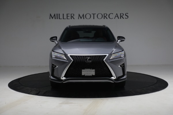 Used 2018 Lexus RX 350 F SPORT for sale $44,900 at Bentley Greenwich in Greenwich CT 06830 12