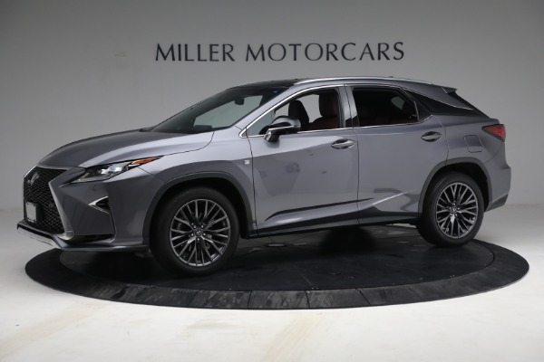 Used 2018 Lexus RX 350 F SPORT for sale $44,900 at Bentley Greenwich in Greenwich CT 06830 2