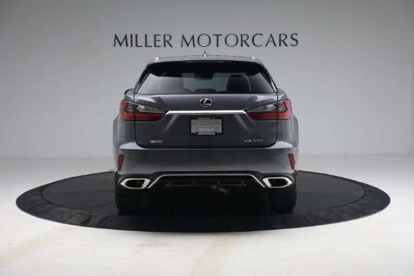 Used 2018 Lexus RX 350 F SPORT for sale $44,900 at Bentley Greenwich in Greenwich CT 06830 6
