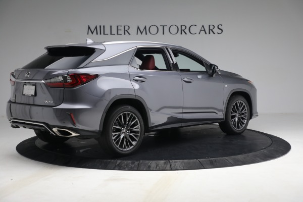 Used 2018 Lexus RX 350 F SPORT for sale $44,900 at Bentley Greenwich in Greenwich CT 06830 8