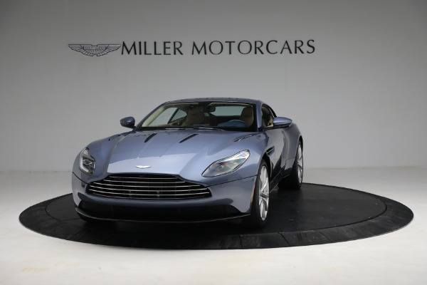Used 2018 Aston Martin DB11 V12 for sale $164,990 at Bentley Greenwich in Greenwich CT 06830 12