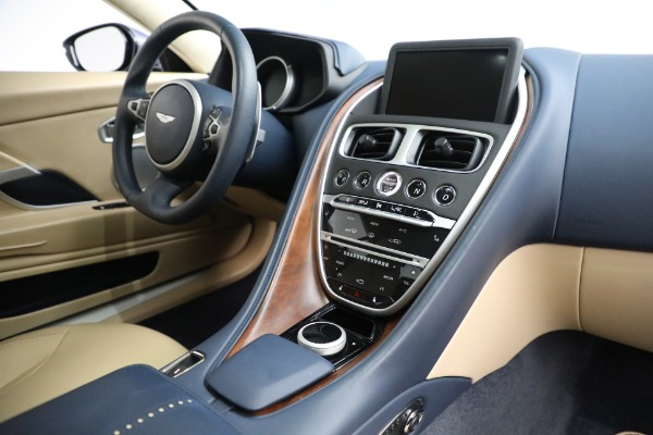 Used 2018 Aston Martin DB11 V12 for sale $164,990 at Bentley Greenwich in Greenwich CT 06830 17