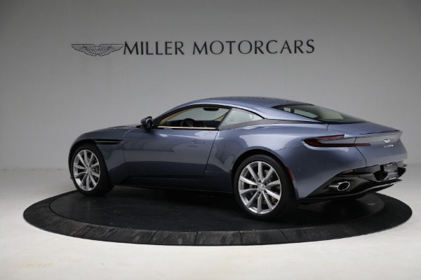 Used 2018 Aston Martin DB11 V12 for sale $164,990 at Bentley Greenwich in Greenwich CT 06830 3