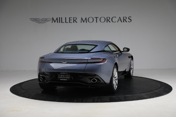 Used 2018 Aston Martin DB11 V12 for sale $164,990 at Bentley Greenwich in Greenwich CT 06830 6