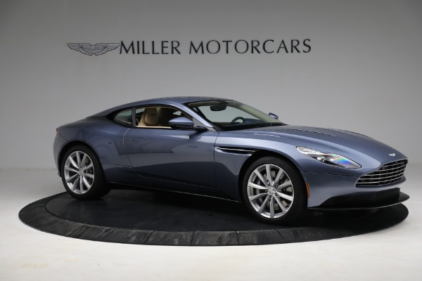 Used 2018 Aston Martin DB11 V12 for sale $164,990 at Bentley Greenwich in Greenwich CT 06830 9