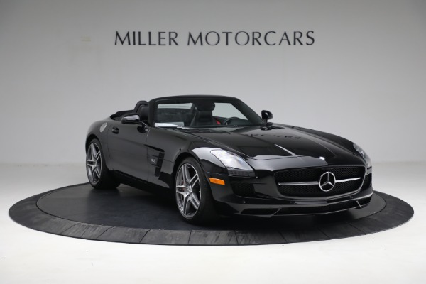 Used 2014 Mercedes-Benz SLS AMG GT for sale $169,900 at Bentley Greenwich in Greenwich CT 06830 10