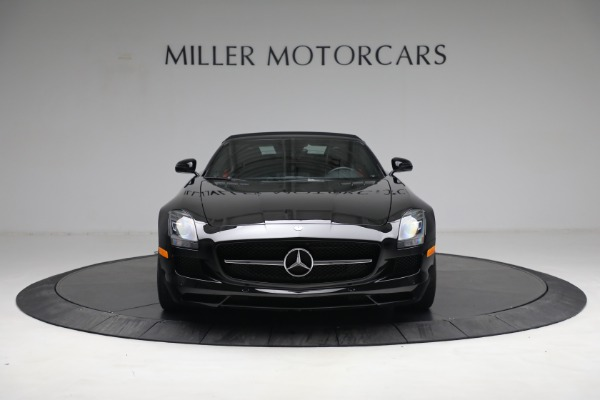 Used 2014 Mercedes-Benz SLS AMG GT for sale $169,900 at Bentley Greenwich in Greenwich CT 06830 15