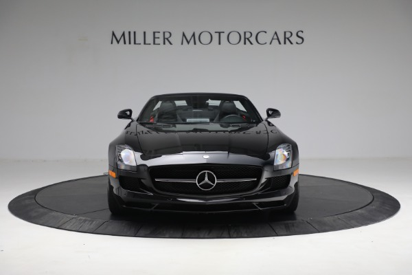 Used 2014 Mercedes-Benz SLS AMG GT for sale $169,900 at Bentley Greenwich in Greenwich CT 06830 16