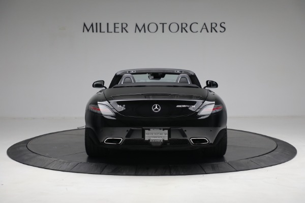 Used 2014 Mercedes-Benz SLS AMG GT for sale $169,900 at Bentley Greenwich in Greenwich CT 06830 6