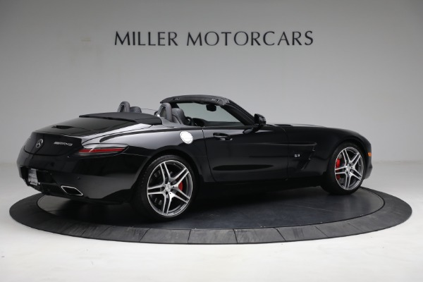 Used 2014 Mercedes-Benz SLS AMG GT for sale $169,900 at Bentley Greenwich in Greenwich CT 06830 8