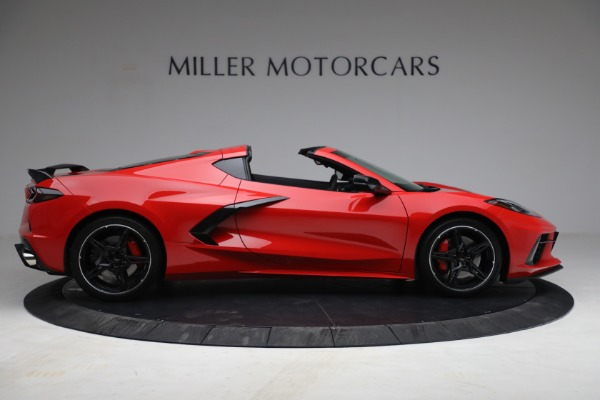 Used 2020 Chevrolet Corvette Stingray for sale Sold at Bentley Greenwich in Greenwich CT 06830 10
