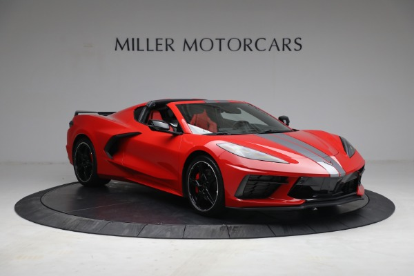 Used 2020 Chevrolet Corvette Stingray for sale Sold at Bentley Greenwich in Greenwich CT 06830 12