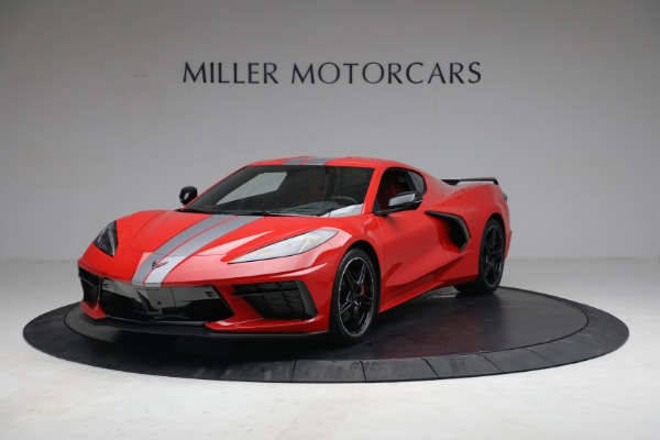Used 2020 Chevrolet Corvette Stingray for sale Sold at Bentley Greenwich in Greenwich CT 06830 14