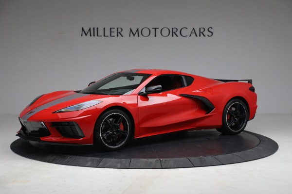 Used 2020 Chevrolet Corvette Stingray for sale Sold at Bentley Greenwich in Greenwich CT 06830 15