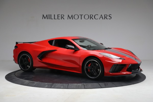 Used 2020 Chevrolet Corvette Stingray for sale Sold at Bentley Greenwich in Greenwich CT 06830 19