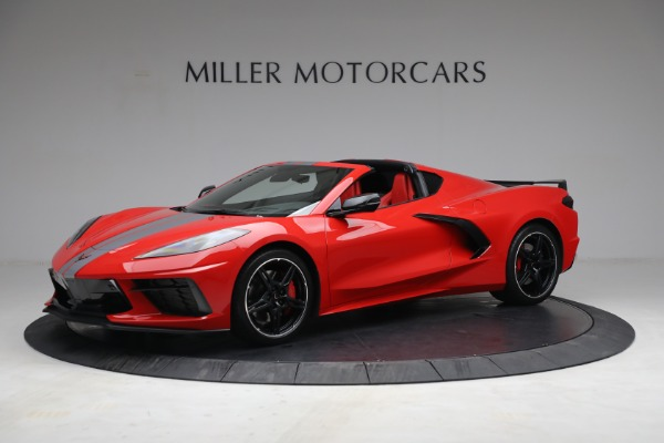 Used 2020 Chevrolet Corvette Stingray for sale Sold at Bentley Greenwich in Greenwich CT 06830 2
