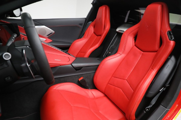 Used 2020 Chevrolet Corvette Stingray for sale Sold at Bentley Greenwich in Greenwich CT 06830 20