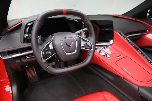 Used 2020 Chevrolet Corvette Stingray for sale Sold at Bentley Greenwich in Greenwich CT 06830 21