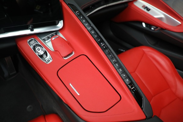 Used 2020 Chevrolet Corvette Stingray for sale Sold at Bentley Greenwich in Greenwich CT 06830 22